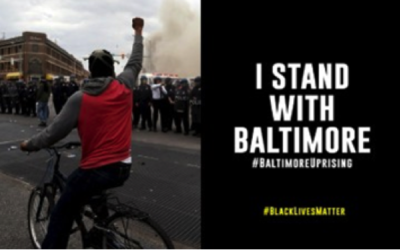 [BALTIMORE UPRISING] #BlackLivesMatter Stands with Baltimore